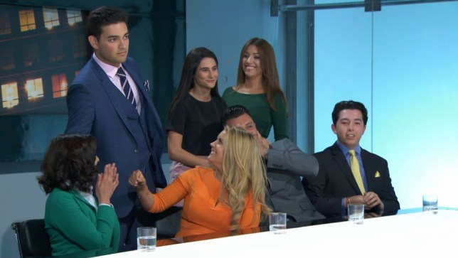 The Apprentice airs huge win as winning team bag £1m profit