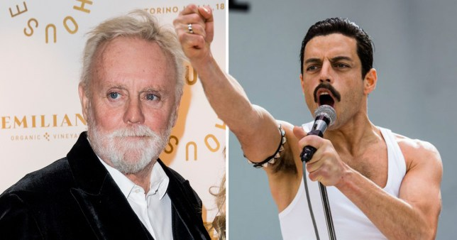 Queen drummer Roger Taylor doesn't have time for Bohemian Rhapsody critics: 'F**k you all the way to the bank'