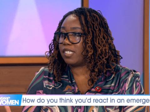 Loose Women's Chizzy Akudolu recalls horrifying moment she had to escape gunman