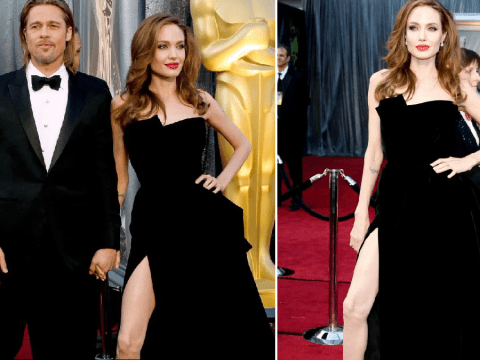 Angelina Jolie recalls breaking the internet in iconic Oscars 2012 dress: 'I was so comfortable'