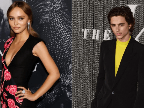 Timothee Chalamet and Lily-Rose Depp 'split' after a year of dating