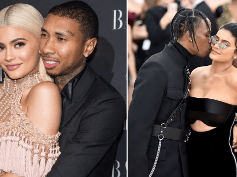 Kylie Jenner confirms Travis Scott split and denies 2am meeting with ex Tyga at recording studio