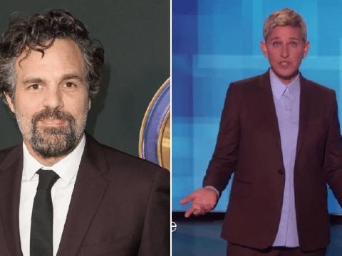 Avengers' Mark Ruffalo slams Ellen DeGeneres' explanation for hanging with George W Bush