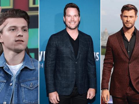Avengers' Tom Holland reveals Chris Hemsworth and Chris Pratt's secret handshake and we miss it even more