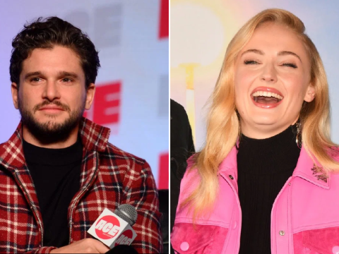 Kit Harington wants Sophie Turner to 'shush' and stop dishing Game Of Thrones secrets