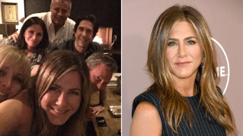 Only Jennifer Aniston Can Get Away With Sharing A Low Res