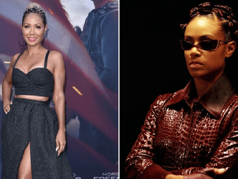 Jada Pinkett Smith 'in negotiations' to return to The Matrix 4