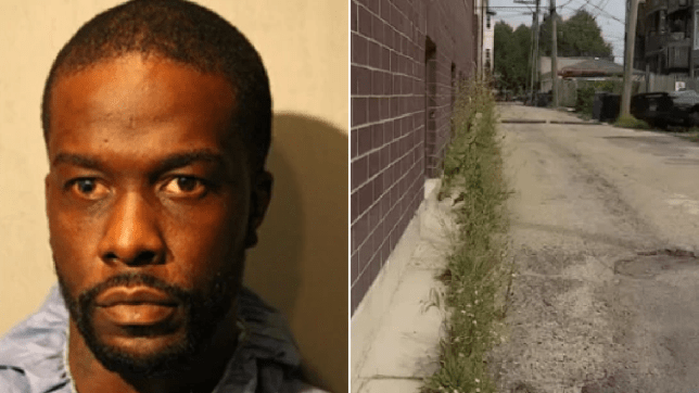 Teen had to relearn to walk after man 'viciously raped her in an alley'