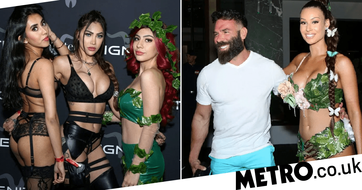 Dan Bilzerian Party