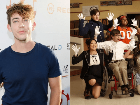 Who did X Factor: Celebrity's Kevin McHale play in Glee and what else have you seen him in?