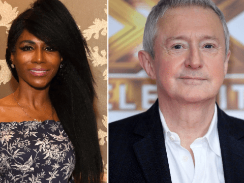 Sinitta fumes over Louis Walsh's 'unfair' X Factor Celebrity return as she demands judging role