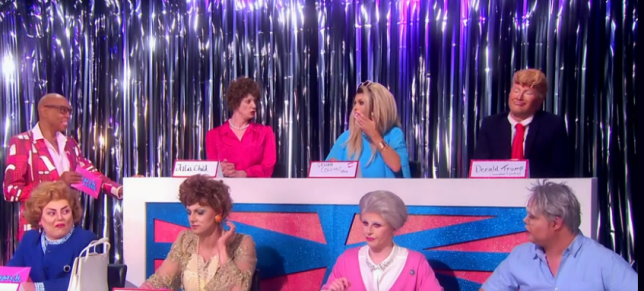 RuPaul Snatch Game