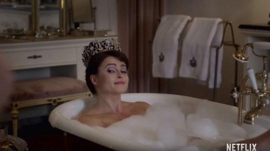 Princess Margaret the crown