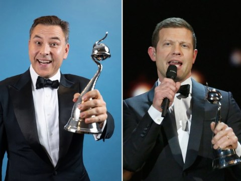 David Walliams 'thrilled' to take over from Dermot O'Leary as National Television Awards host