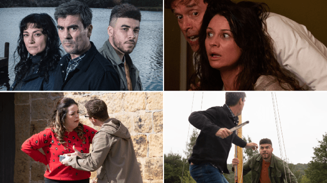 10 Emmerdale spoilers: Fight to the death, horror explosion and Chas baby drama