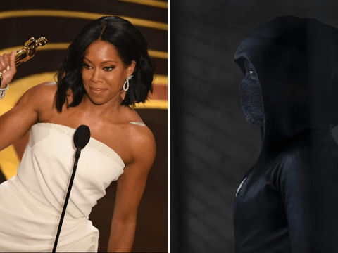 Who does Regina King play in Watchmen and what else has the Oscar-winner starred in?