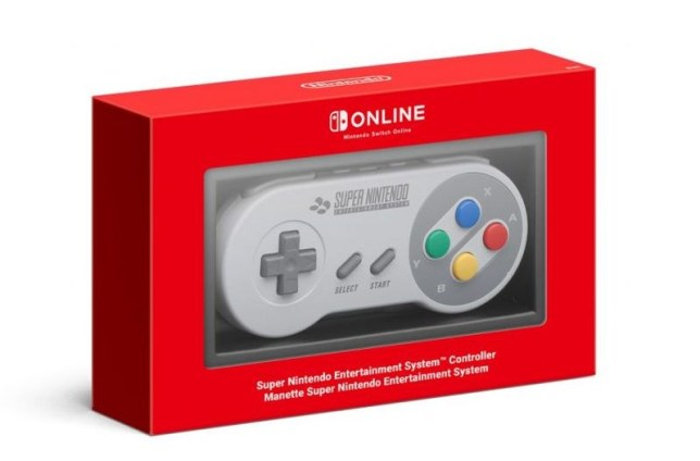 More SNES controller stock heading to UK says Nintendo