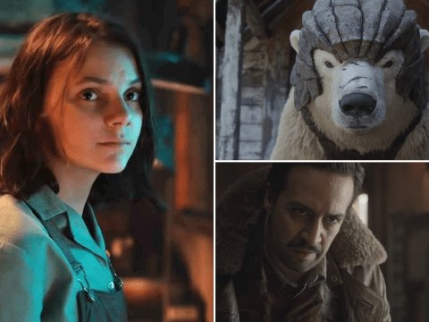Is His Dark Materials the same as the Golden Compass?