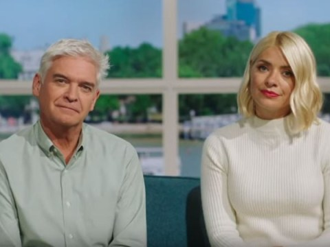 Holly Willoughby and Phillip Schofield joined by ITV stars in hard-hitting mental health advert