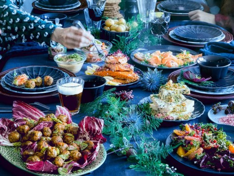 Ikea is hosting a Christmas buffet in December and yes, there will be meatballs