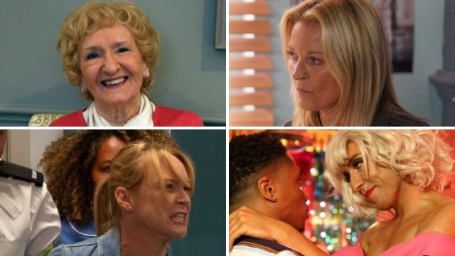 Soap spoilers Coronation Street, EastEnders, Hollyoaks and Emmerdale