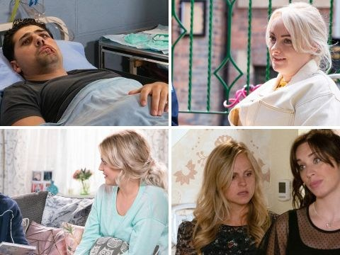 10 Coronation Street spoilers: Rape trauma, baby danger and Bethany's confession