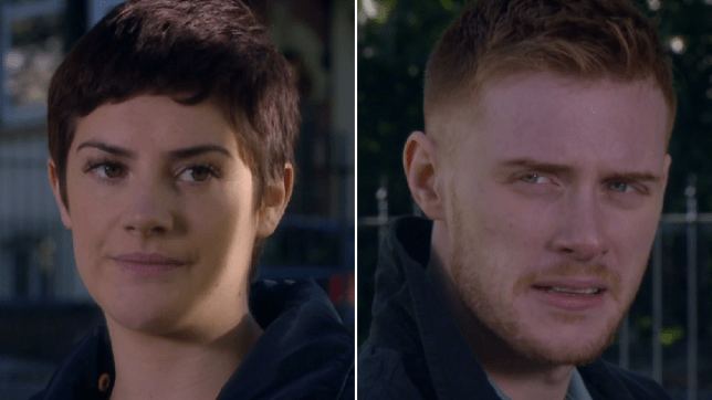 Is Victoria in danger from Luke in Emmerdale?