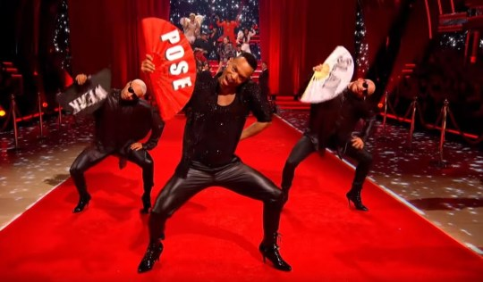 Strictly Come Dancing's Johannes Radebe becomes instantly iconic and slays pro dance in high-heeled boots