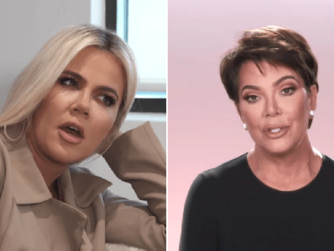 Khloe Kardashian wages war against mum Kris Jenner over Lamar Odom memoir