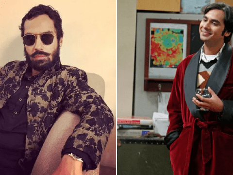 The Big Bang Theory's Kunal Nayyar breaks social media silence after four months to celebrate Diwali