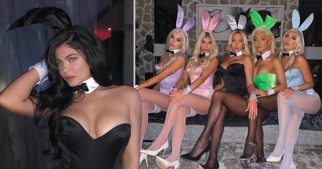 Kylie Jenner clones