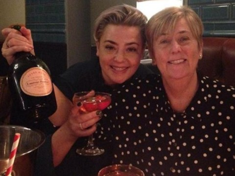 Lisa Armstrong 'emotional' while celebrating 43rd birthday before going back to work on Strictly