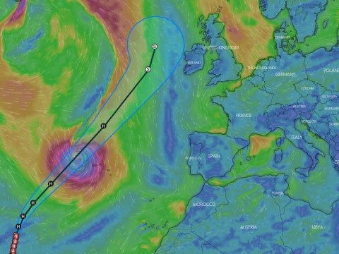 Hurricane Lorenzo live tracker: Follow the storm as it heads to UK