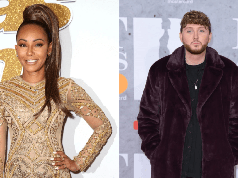 Mel B 'had wild fling' with James Arthur after meeting on America's Got Talent