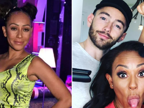 Mel B is 'dating hairdresser Rory McPhee' but they're 'keeping their romance casual'