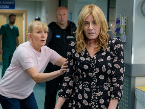 Casualty review with spoilers: Duffy to the rescue in knife drama