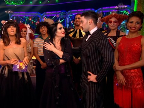 Michelle Visage near tears as she receives highest score of Strictly Come Dancing 2019