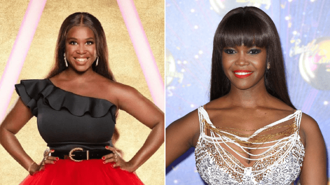 Oti and Motsi Mabuse