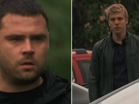 Emmerdale spoilers: Paddy Kirk takes drastic action to stop Aaron Dingle breaking Robert Sugden free