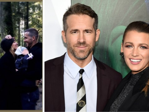 Ryan Reynolds confirms he and Blake Lively welcomed baby girl as he shares sweet first snap