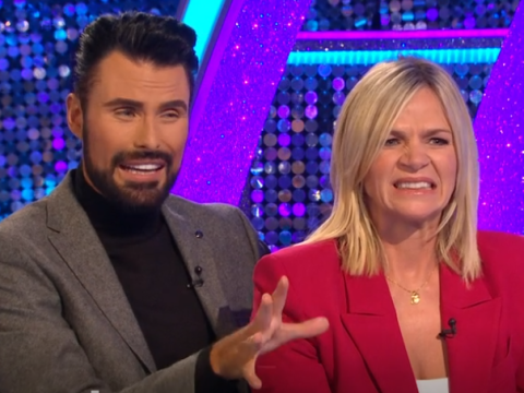Strictly Come Dancing's Rylan Clark-Neal addresses It Takes Two 'bust-up' with Zoe Ball