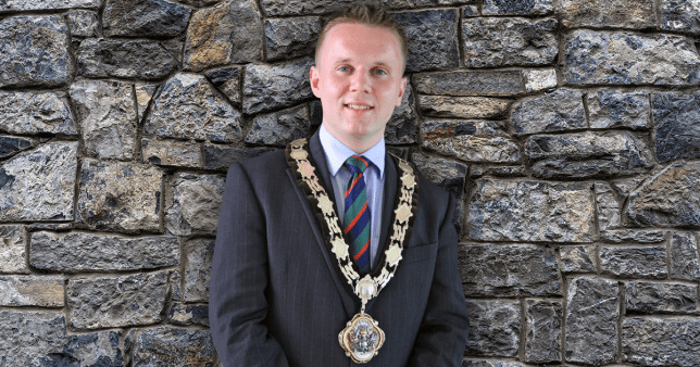 Ex-DUP mayor quits after being charged with child sex offences
