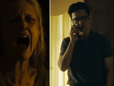 The Grudge director promises new horror is 'really f***** up' as terrifying trailer drops