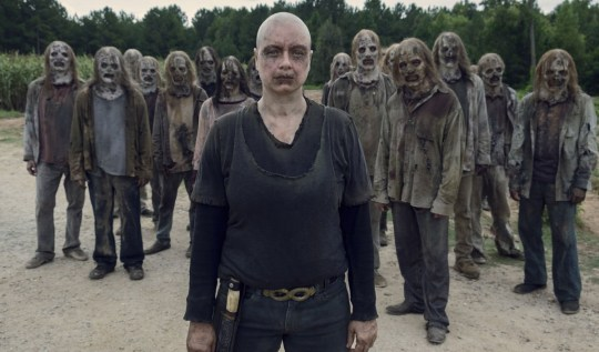 Walking Dead season 10 episode 4 hints at uprising as The Whisperers come under attack