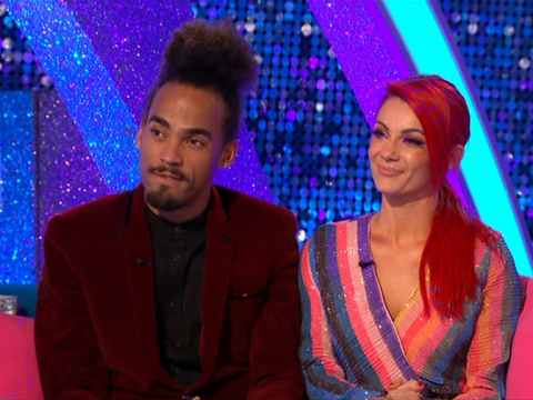Strictly's Dev Griffin and Dianne Buswell admit they thought they could make it to final before shock elimination