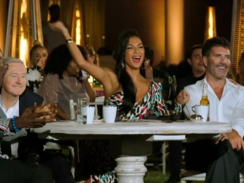 The X Factor: Celebrity trailer shows first look at line-up as Wes Nelson and Megan McKenna face the judges
