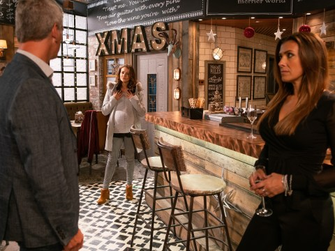 Coronation Street spoilers: Vicky Jeffries confronts Robert Preston tonight ahead of his wedding to Michelle Connor