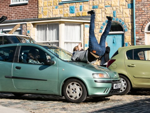 Coronation Street spoilers: Danger for Daniel Osbourne as he gets hit by a car tonight