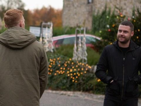 Emmerdale spoilers: Luke Posner brutally attacks Aaron Dingle over his torment of Wendy