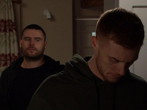 Emmerdale spoilers: Aaron Dingle kills Luke Posner tonight in violent attack?